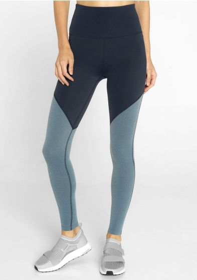 Double colored leggings for women