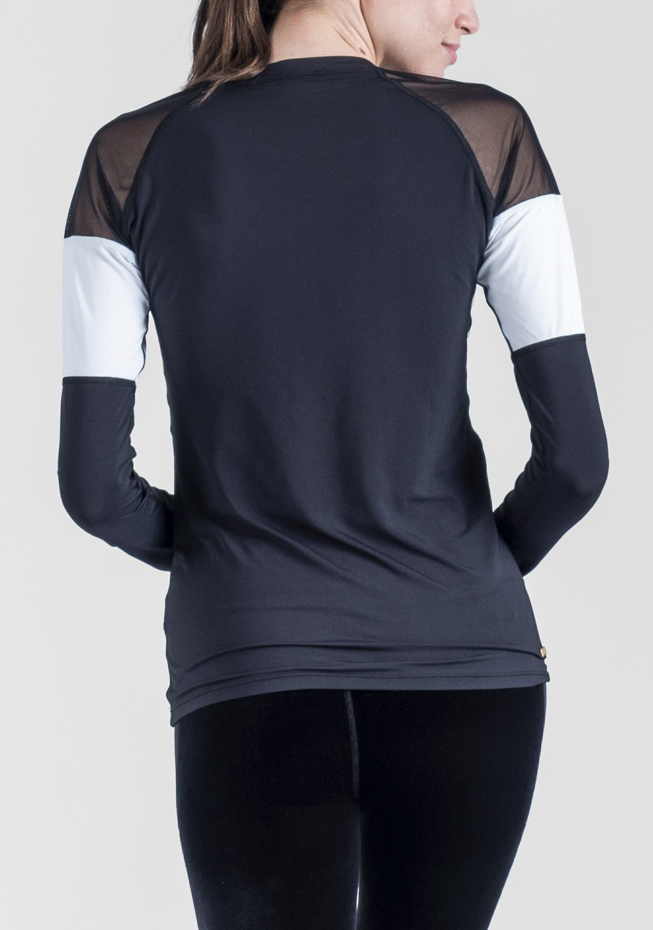 Long Sleeve Thumbholes Hoodie by ALALA Thy Halo